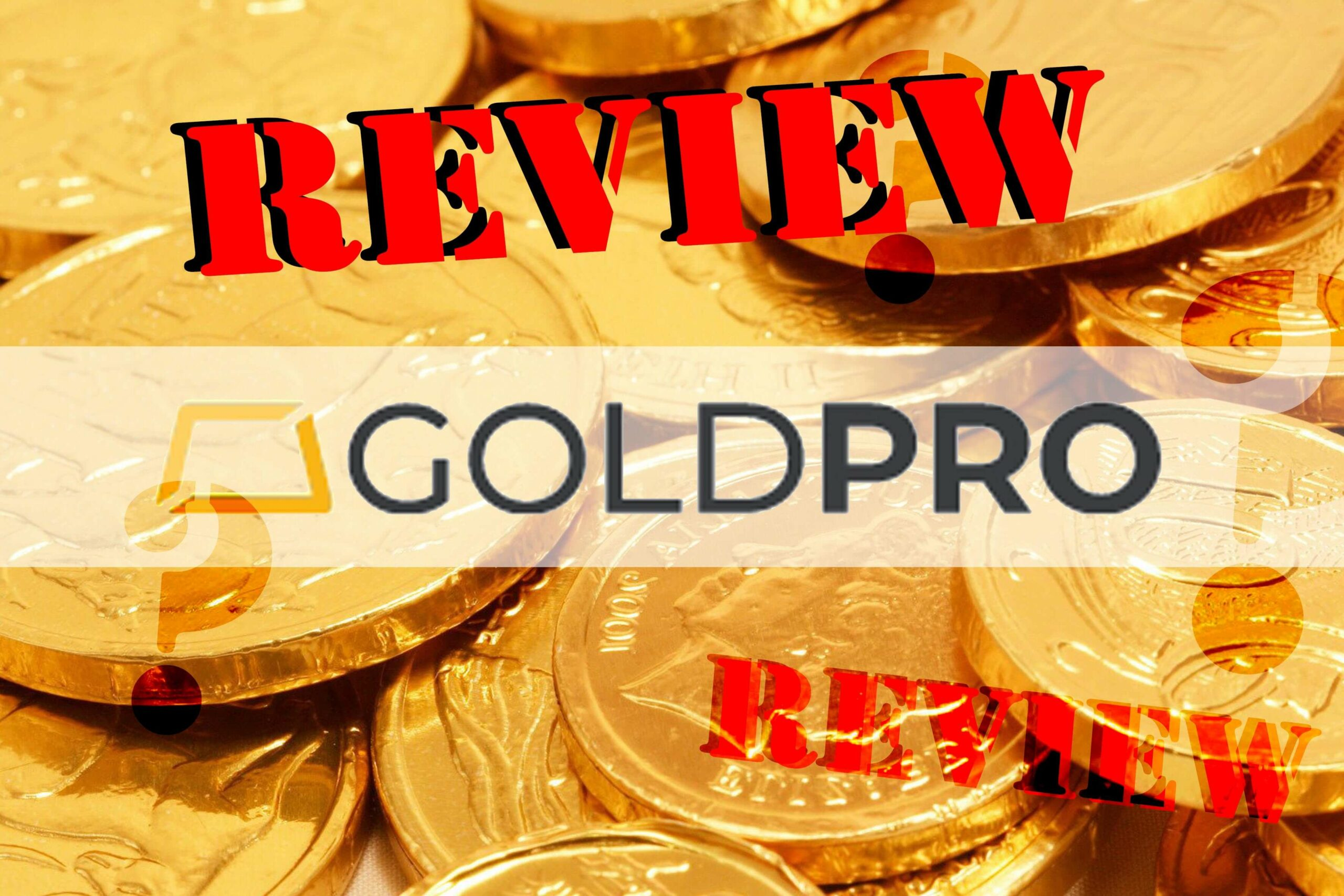GoldPro Review