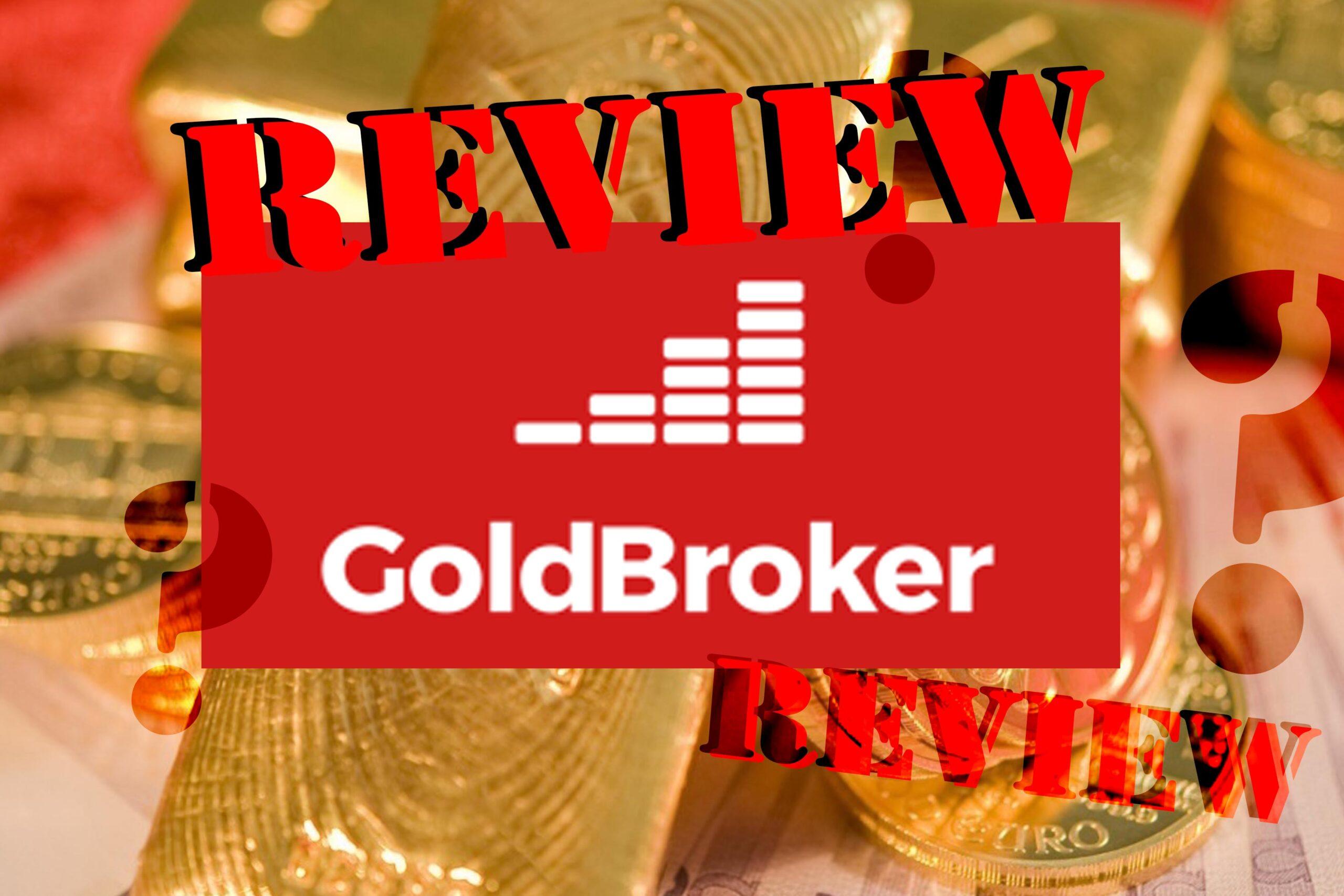GoldBroker Review