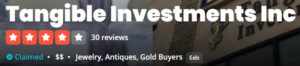 Tangible Investments Inc.