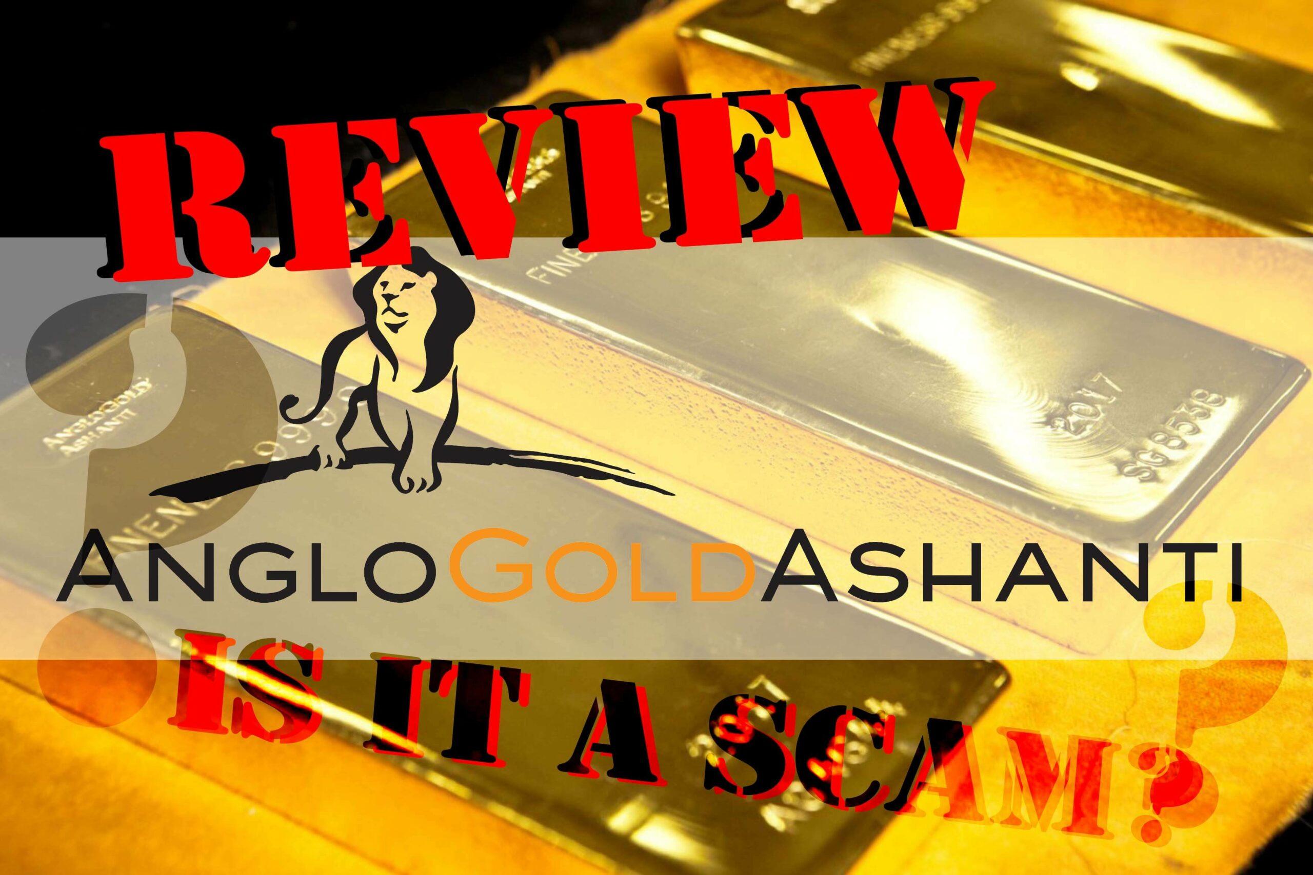 AngloGold Ashanti Review