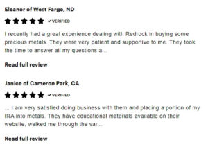 What is Red Rock Secured?