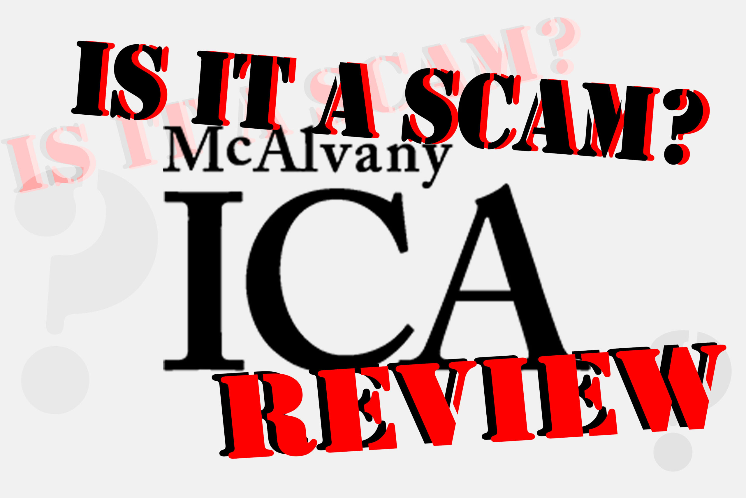McAlvany ICA Review